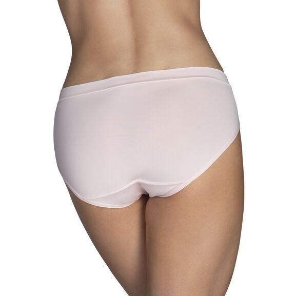 Beyond Comfort® Silky Stretch Bikini Sheer Quartz