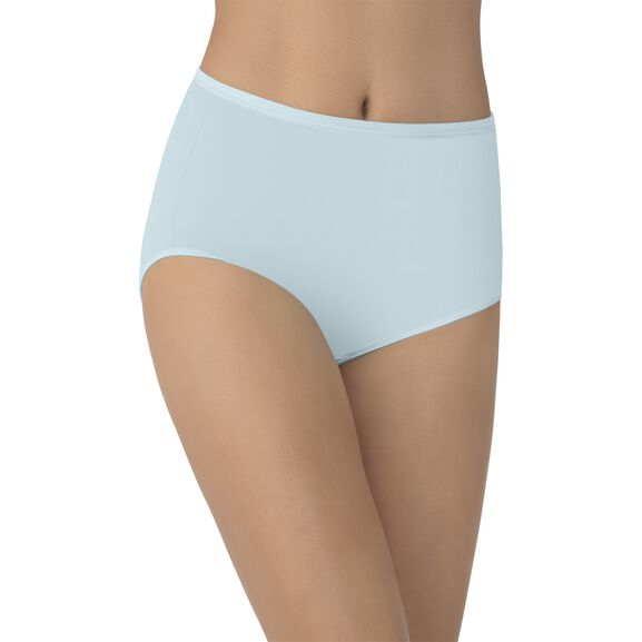 Illumination Brief Panty Clear Water