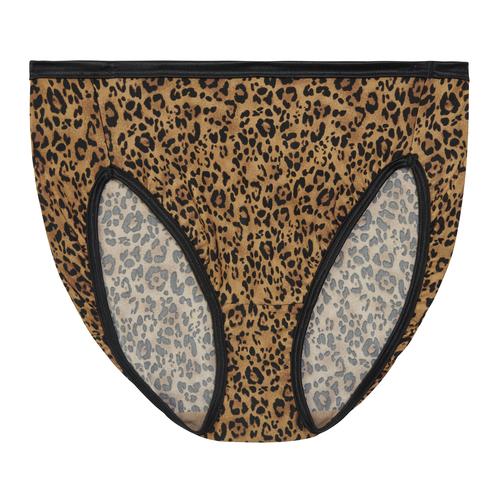 Illumination® Hi-Cut Toffee Leopard Print