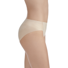Nearly Invisible™ Bikini Panty DAMASK NEUTRAL