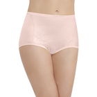 Smoothing Comfort Lace Brief Champagne
