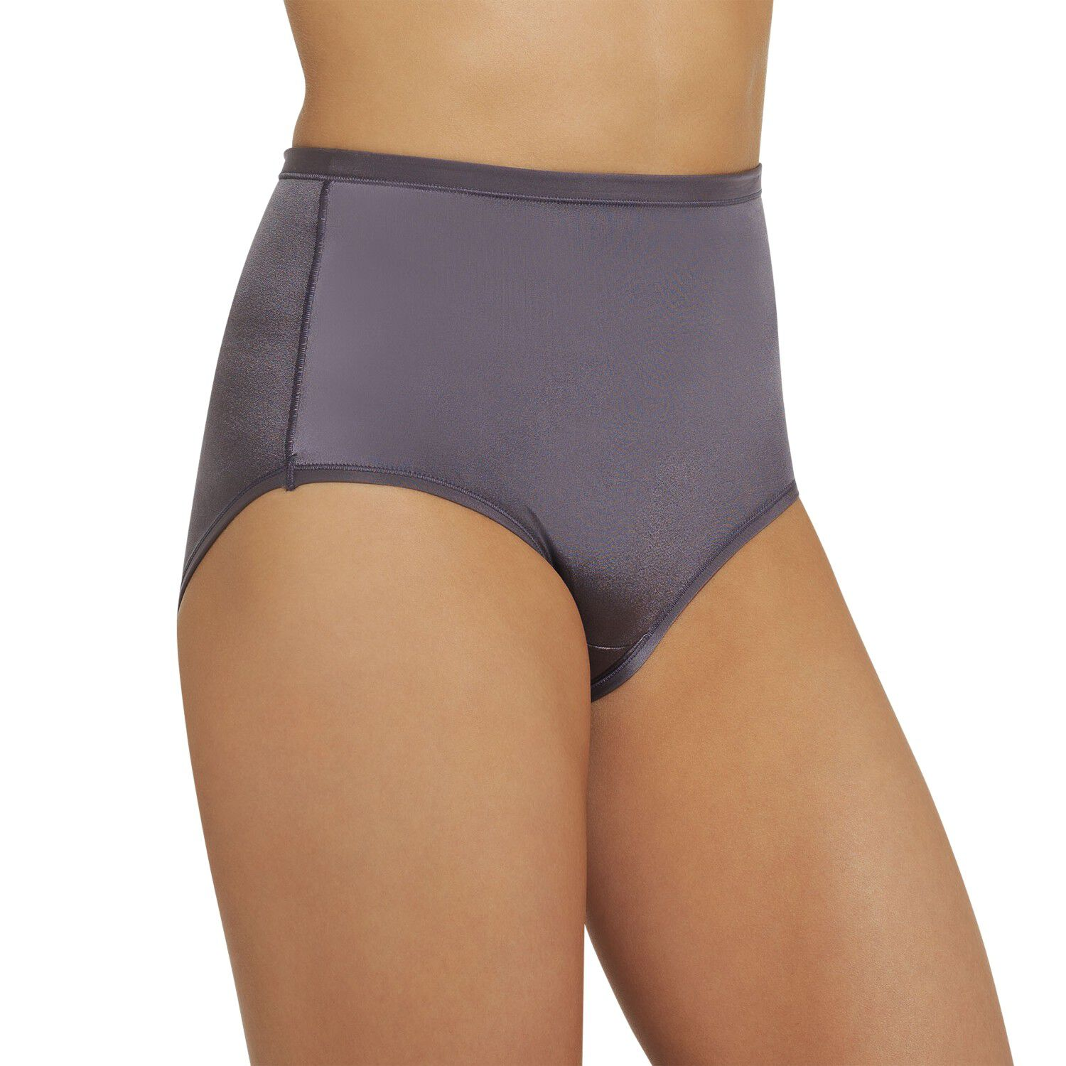 seamless brief panties: vanity fair full brief panty