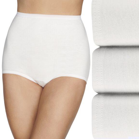 Lollipop® Brief XL, 3 pack White