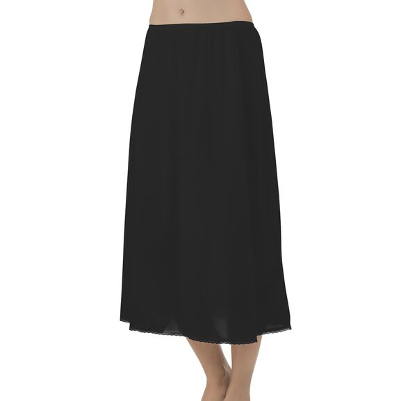 Everyday Layers Traditional Half Slip Midnight Black