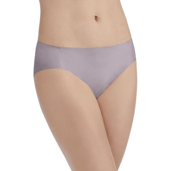 Nearly Invisible™ Bikini Panty EARTHY GREY