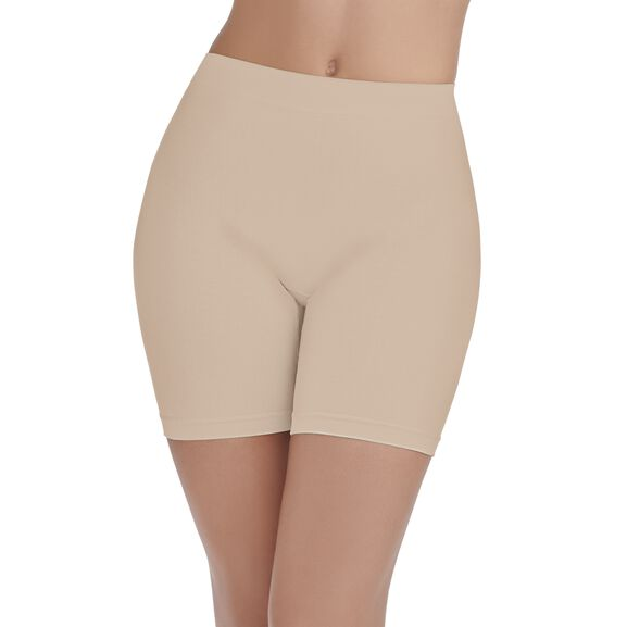 Everyday Layers Seamless Smoothing Slip Short Damask Neutral
