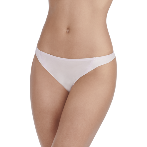 Nearly Invisible™ Thong Panty EARTHY GREY