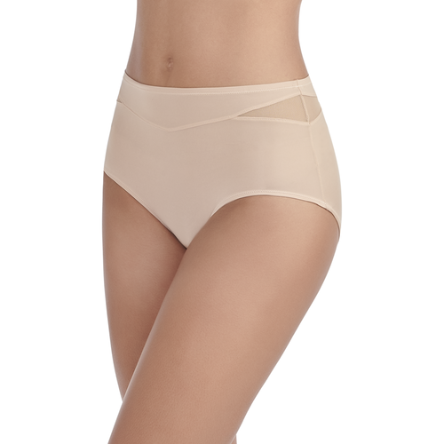Breathable Luxe Brief Panty HONEY BEIGE