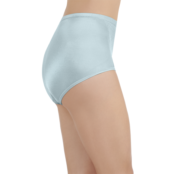 Smoothing Comfort Lace Brief Clear Water