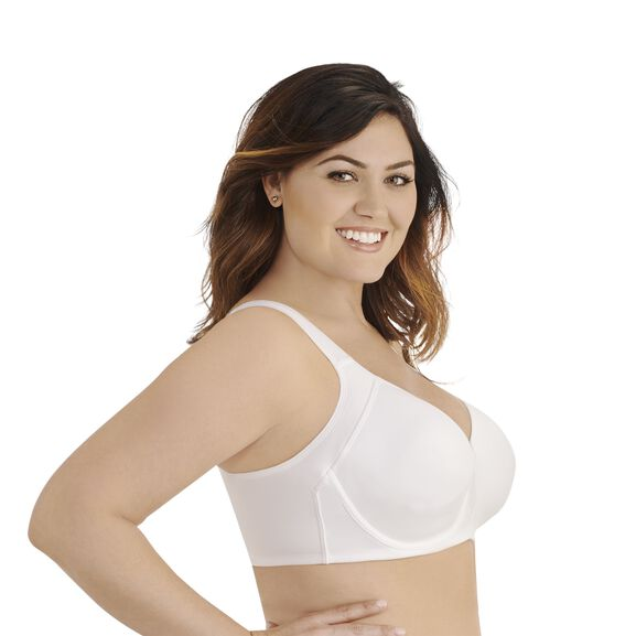 Sport Bra Underwire Star White