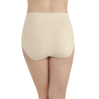 Smoothing Comfort Seamless Brief Damask Neutral