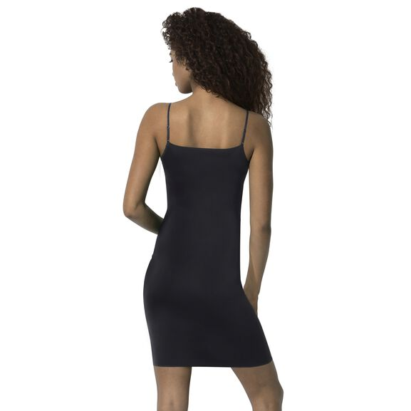 Sleek and Smooth Full Slip MID BLACK