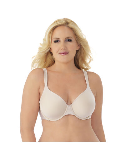 bdd7d058c6 Cooling Touch Full Figure Underwire Rose Beige