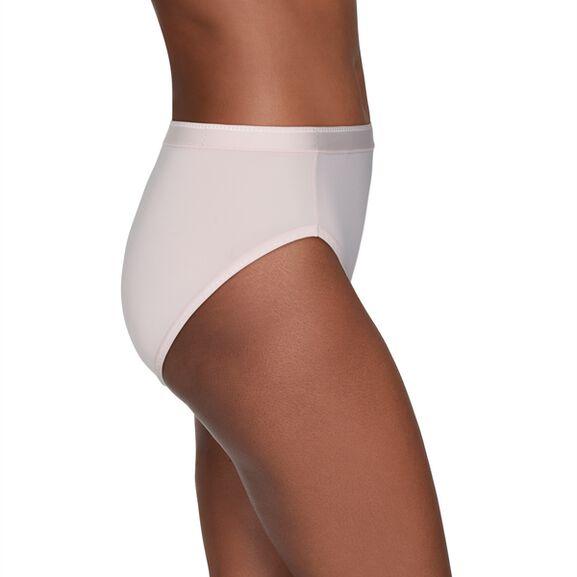 Comfort Where It Counts Hi-Cut Panty Sheer Quartz