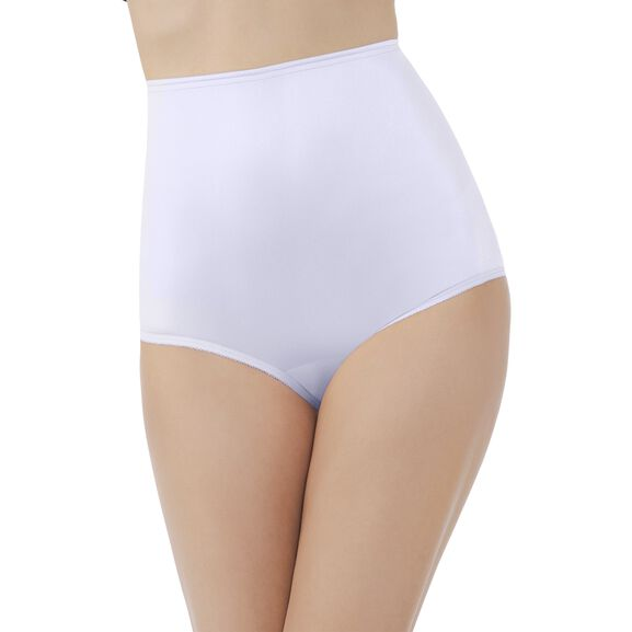 Perfectly Yours® Ravissant Tailored Full Brief Panty Star White