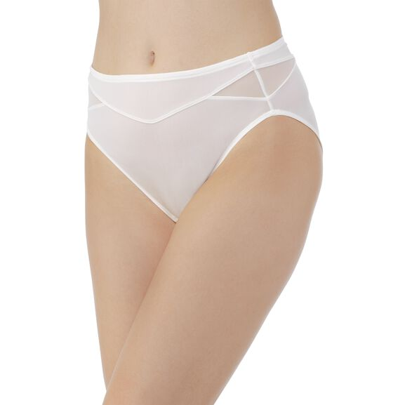 Breathable Luxe Hi Cut Coconut White