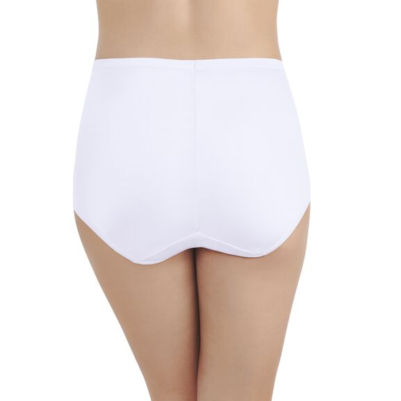 Smoothing Comfort™ Brief Panty Star White