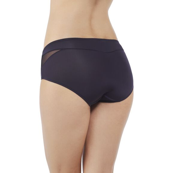 Breathable Luxe Hipster Midnight Black