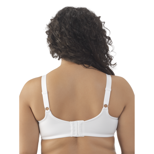 Beauty Back® Minimizer Full Figure Underwire Bra Star White