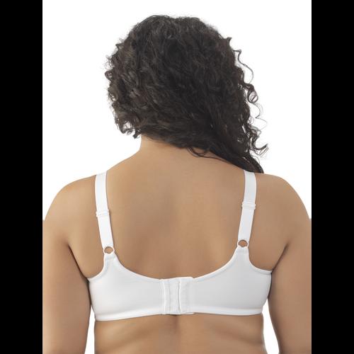 Beauty Back® Minimizer Full Figure Underwire Bra Star White