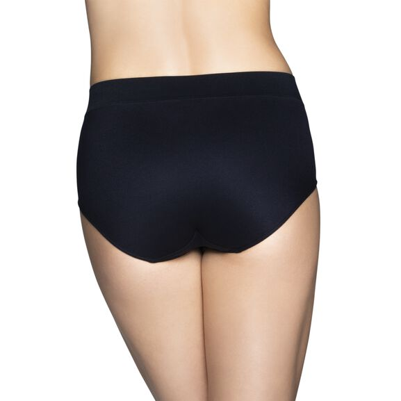 Beyond Comfort Seamless Waistband - Brief Midnight Black