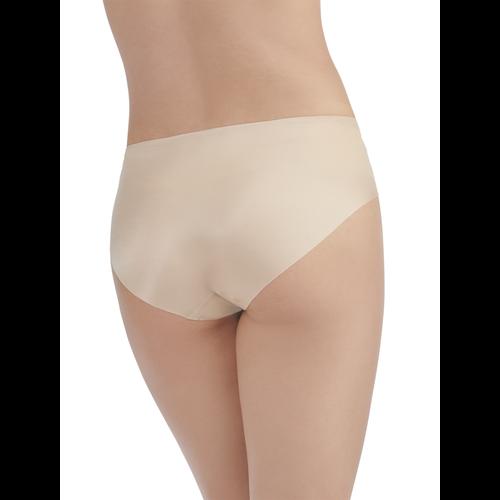 Nearly Invisible™ Bikini Panty DAMASK NEUTRAL