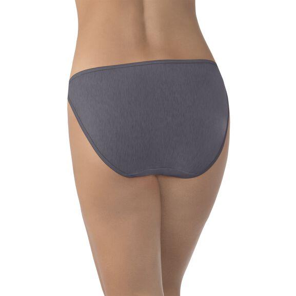 Illumination String Bikini Panty, 3 Pack Navy/Star White/Steele Violet