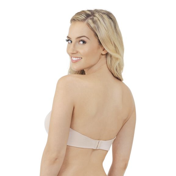 Beauty Back® Strapless Full Coverage Underwire Bra Rose Beige