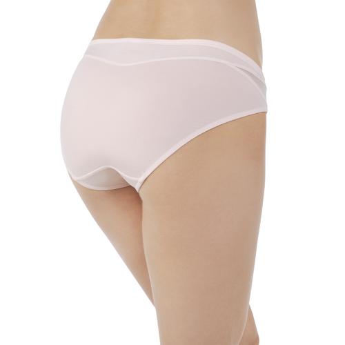Breathable Luxe Bikini Sheer Quartz