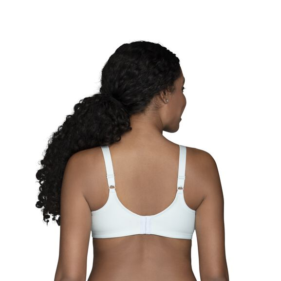 Beauty Back® Full Figure Wirefree Bra Clear Water