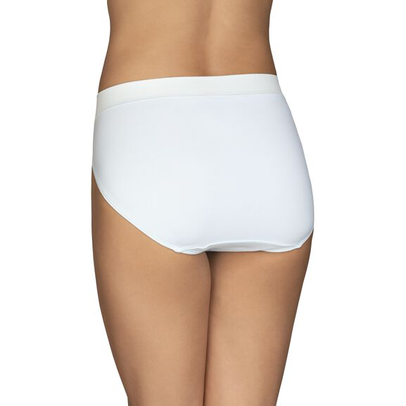 Beyond Comfort® Seamless Waistband - Hi-Cut Clear Waters
