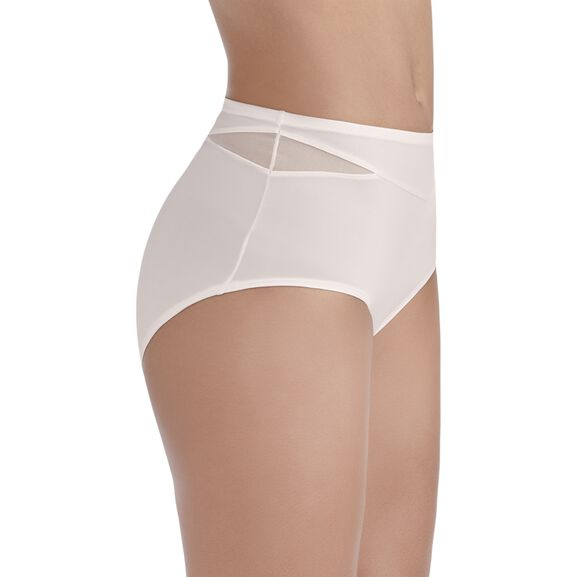 Breathable Luxe Brief Panty SHEER QUARTZ