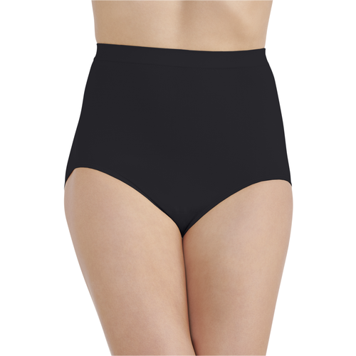 Perfectly Yours® Seamless Tailored Brief Midnight Black