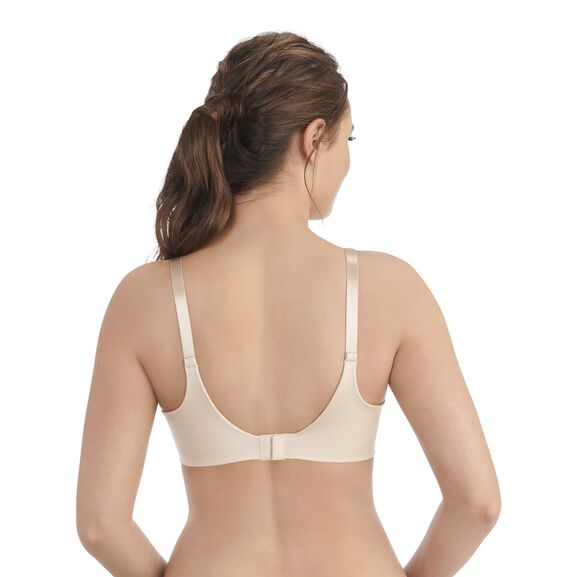 Beauty Back® Full Coverage Underwire Bra Damask Neutral