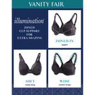 Illumination Zoned In Support Full Figure Underwire Bra Star White