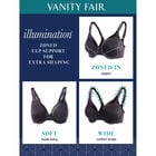 Illumination Zoned In Support Full Figure Underwire Bra Rose Beige