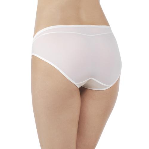 Breathable Luxe Bikini Coconut White