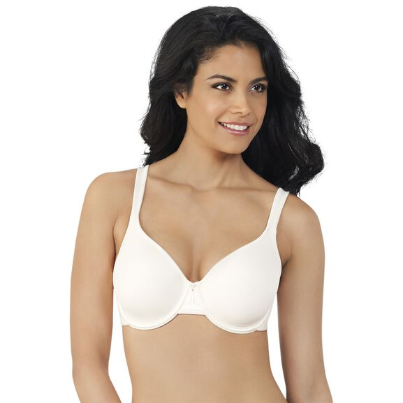 Body Caress Full Coverage Underwire Bra Ivory