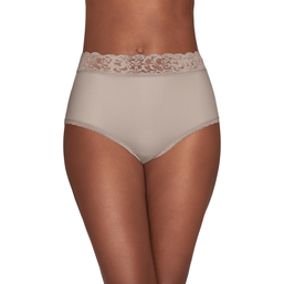 Flattering Lace Brief Panty