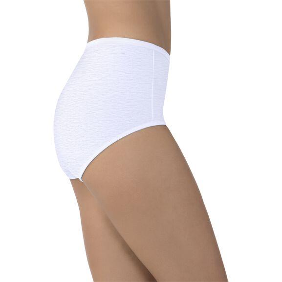 Illumination Brief Panty Star White