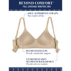 Beyond Comfort Full Coverage Wirefree Bra GHOST NAVY