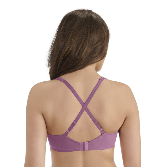 Body Caress™ Full Coverage Underwire Rosy Glow