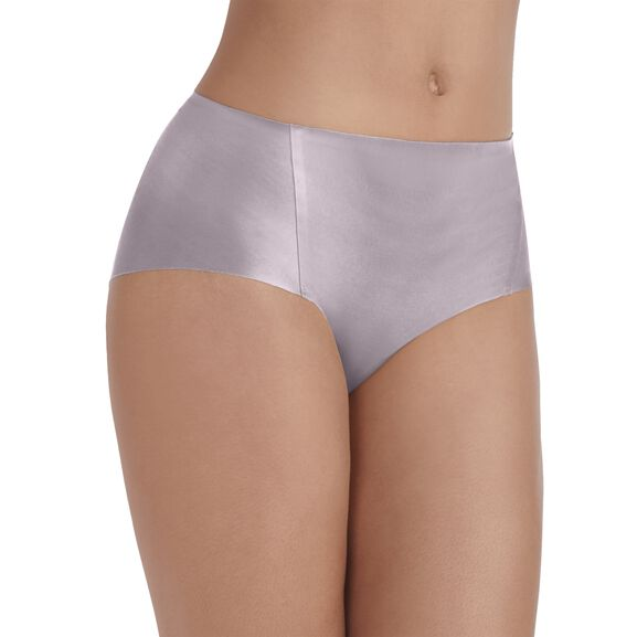Nearly Invisible™ Cheeky Hipster Panty EARTHY GREY