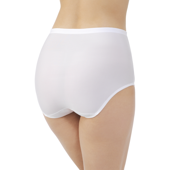 Cooling Touch Brief Star White