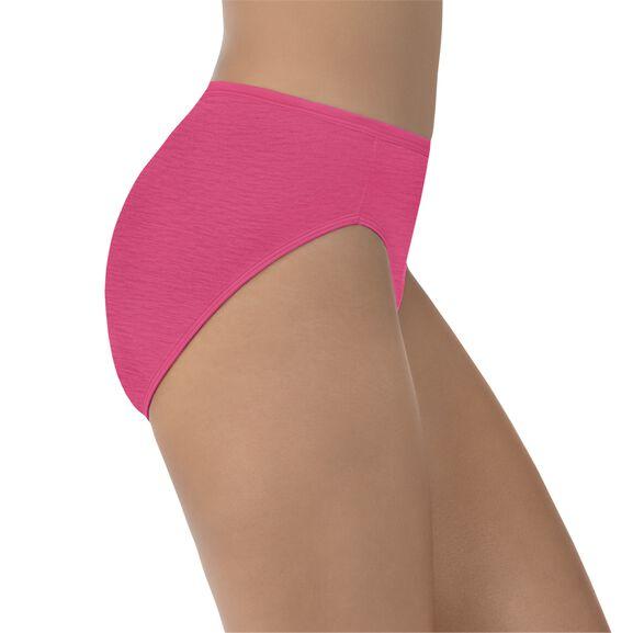 Illumination Hi-Cut Panty Jane Grey Pink