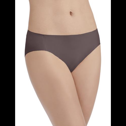 Nearly Invisible™ Bikini Panty DEEP MAUVE