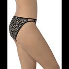 Limited Edition Leopard Print Illumination String Bikini