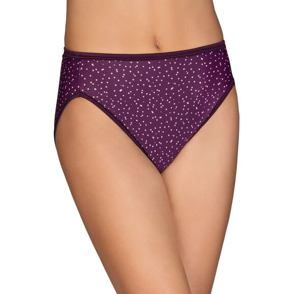 Illumination Hi-Cut Panty Desired Dot Print