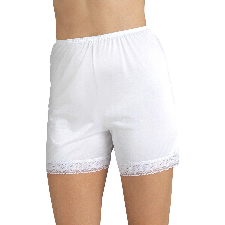 840f04500faa Vanity Fair Womens Underglows Pettileg Panty 12778 Full Slips