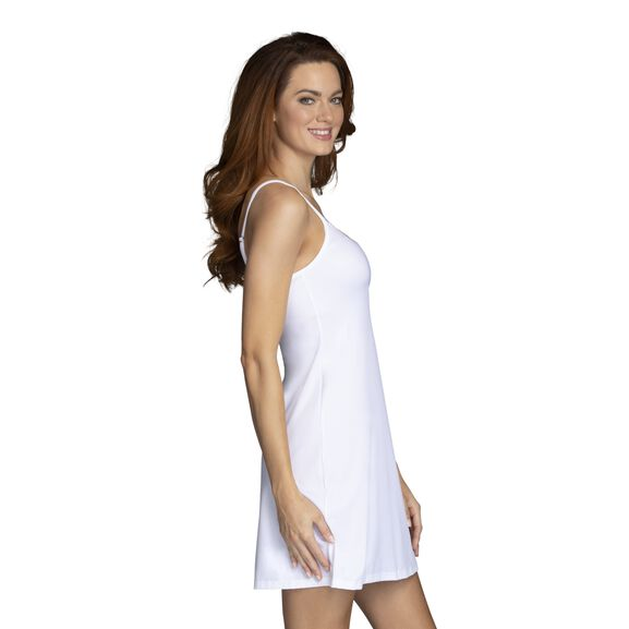 Everyday Layers Full Slip Star White